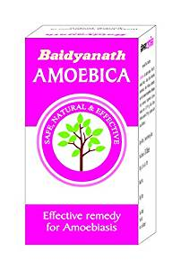 Baidyanath Amoebica - 50 Tablets Rs.125 - Amazon