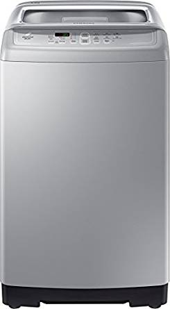 Samsung 6.2 kg Fully-Automatic Top load Washing Machine (WA62M4100HY/TL, Imperial Silver)- Amazon