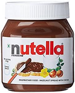 [Pantry] Nutella Hazelnut Spread with Cocoa, 290g- Amazon