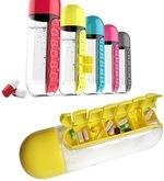 Vitamin Organizer Bottle, 600 ML (PACK of 1)- Pepperfry