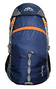 Mount Track B6 Ninja 40 Ltrs Rucksack, Hiking & Trekking Backpack Navy Blue- Amazon