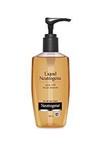 Neutrogena Liquid Neutrogena Mild Facial Cleanser, 150ml- Amazon