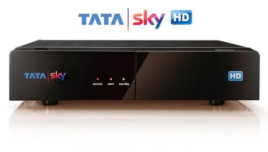 Discounts on New Tata Sky Subscriptions : Tata Sky SD @ Rs. 1237 & Tata Sky HD @ Rs.  1386