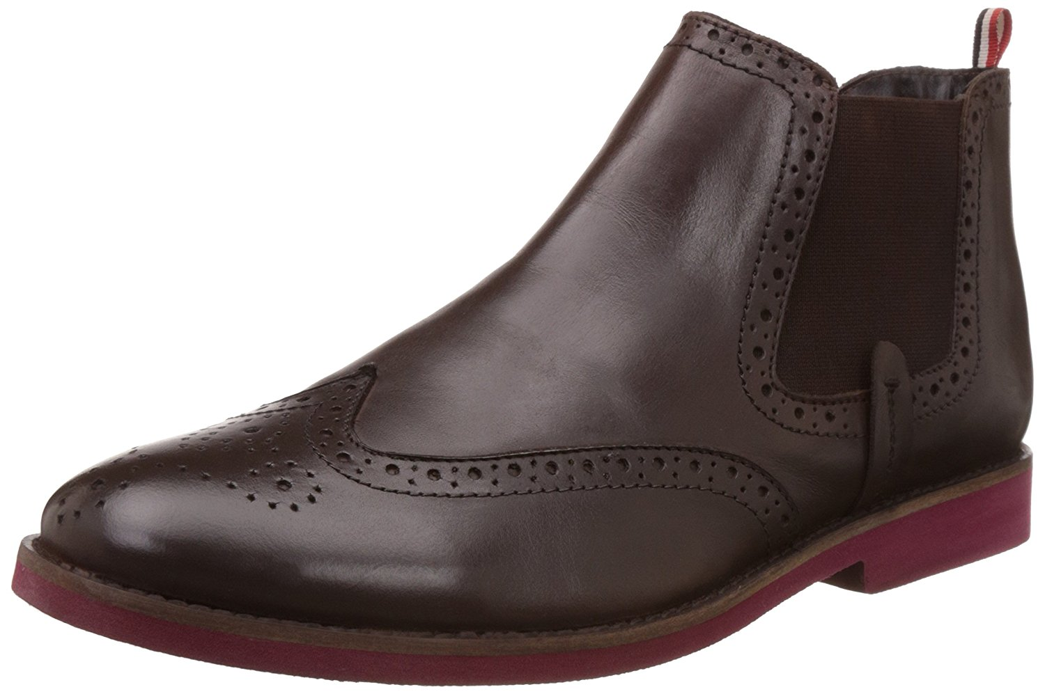Bata Men's Affleck Leather Boots- Amazon