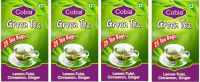 Cobia (Lemon-tulsi, CInnamon Ginger Pack of 4x25) Tulsi Green Tea Bags  (25 Bags, Box)- Flipkart
