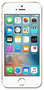 Apple iPhone SE (Gold, 32GB)- Amazon