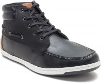 Red Tape RTS10411 Boots For Men(Black)- Flipkart