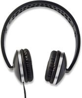 Envent Beatz 500 Wired Headset with Mic(Black, On the Ear)- Flipkart