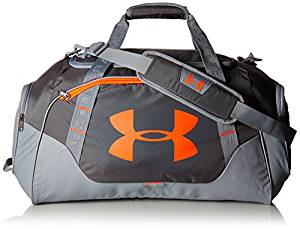 Under Armour Undeniable 3.0 Medium Duffle Bag- Amazon