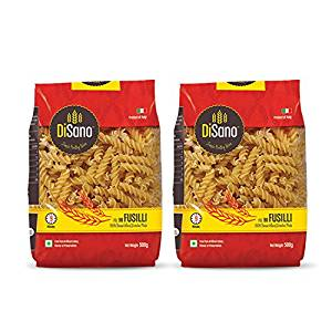 Disano Fusilli Durum Wheat Pasta, Pack...