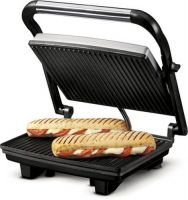 Nova NSG 2449 1000 Watt Panini Sandwich Grill Maker (Black/Grey)- Amazon