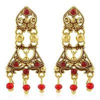 Sukkhi Copper Earrings For Women- Amazon