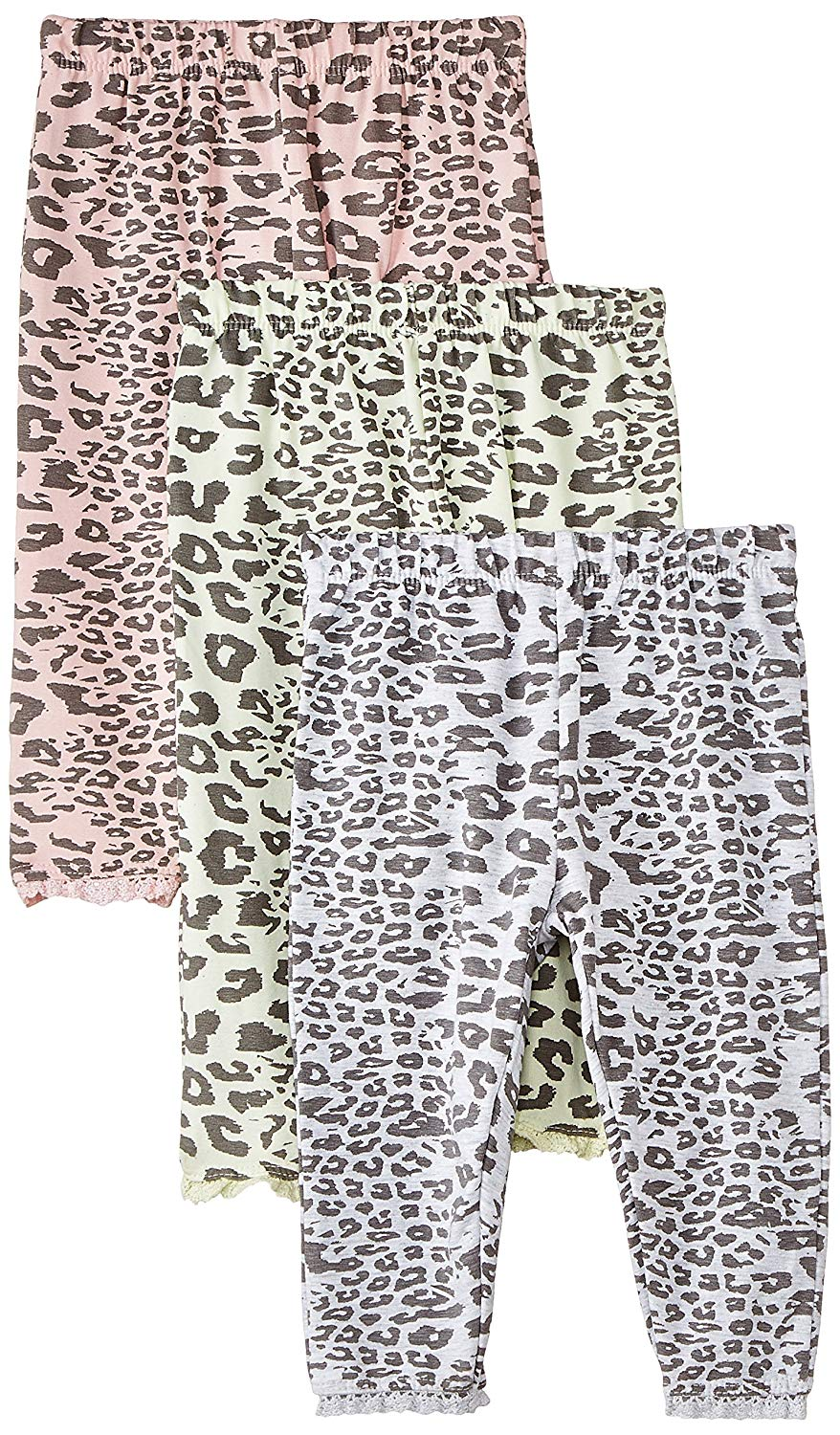 (Size 0-3Months) Day 2 Day Girls' Leggings- Amazon