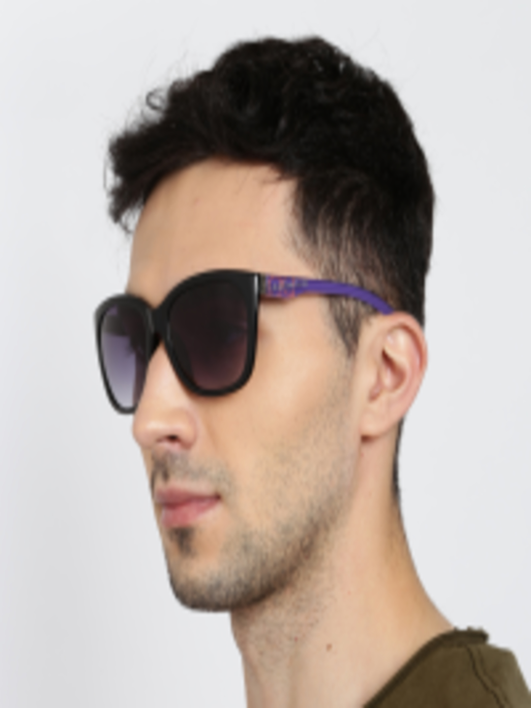 c150e32394e Calvin Klein Jeans Unisex Cateye Sunglasses 44AF 002 58 S Offer on Myntra