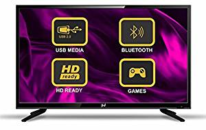 Noble Skiodo 81 cm (32 inches) 32CN32P01 HD Ready LED TV (Black)- Amazon