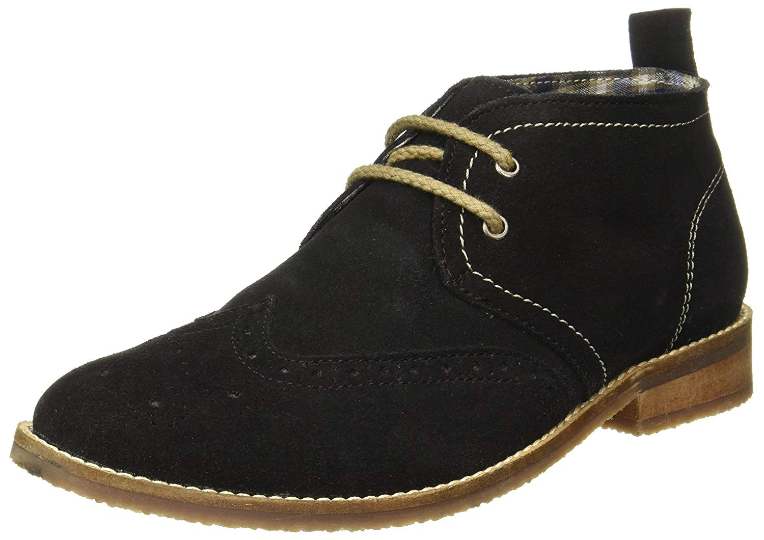 (Size 8) BATA Men's Depp Boots- Amazon