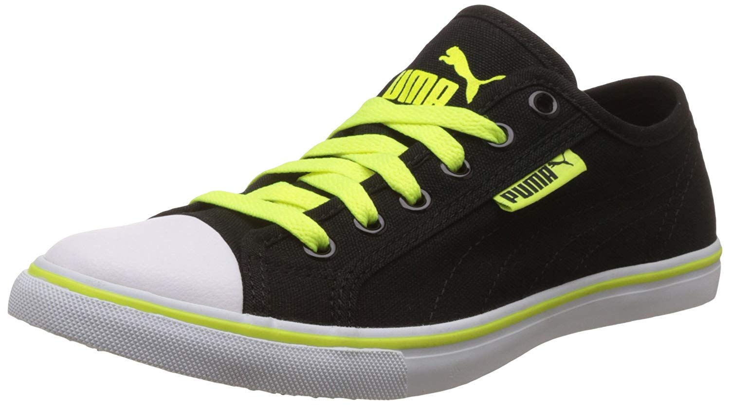 Size 4) Puma Women s Streetballer Dp Sneakers Offer on Amazon India ... 7b8e7fec63