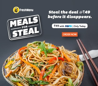 Meals for Steal: Meals at 49 on freshmenu