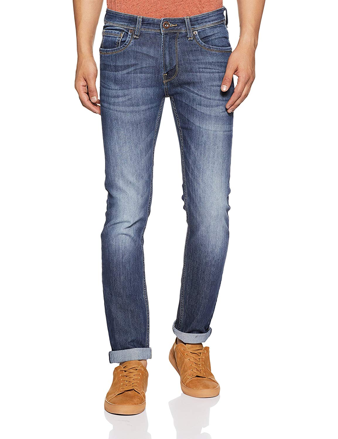Pepe Jeans Men's Skinny Fit Jeans- Amazon