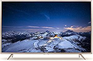TCL 139.7 cm (55 inches) P2 L55P2US 4K UHD LED Smart TV (Golden)- Amazon