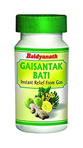 [LD] Baidyanath Gaisantak Bati - 100 Tablets (Pack of 2)- Amazon