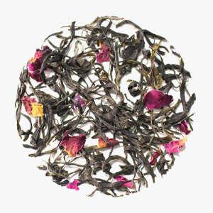 Exotic Rose Green Tea - TeaFloor