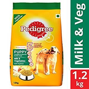 [Pantry] Pedigree Dry Dog Food, Milk & Vegetables- Amazon