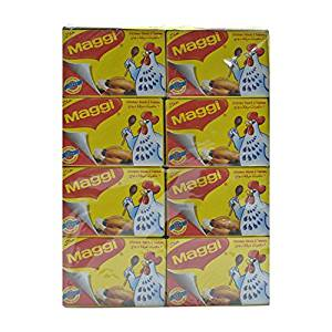 Maggi Chicken Stock Cubes 24 Pack X 2 Tablets- Amazon