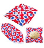 Home Creations Set of 2 pc Roti Cover...