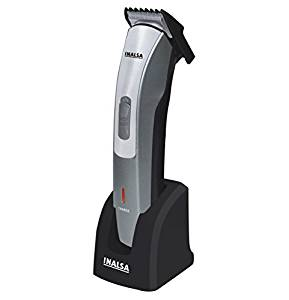 Inalsa IBT 05 Beard and Hair Trimmer with 0.8mm Precision Trimming, (Gray)- Amazon