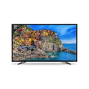 Skyworth 81.3 cm (32 inches) Smart 32 M20 HD Ready LED Smart TV (Black)- Amazon
