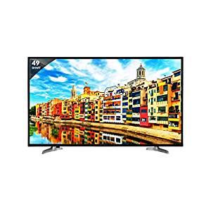 Skyworth 124.5 cm (49 inches) Smart 49 M20 Full HD LED Smart TV (Black)- Amazon