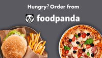 FoodPanda - 50% Off For All Users + 10% PhonePe Cashback