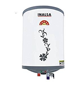 Inalsa PSG15GLN 15-Litre Storage Water Heater (White & grey)- Amazon