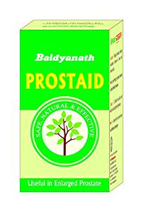 [LD] Baidyanath Prostaid - 50 Tablets (Pack of 2)- Amazon