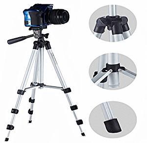 Teconica 3110 Foldable Camera Tripod- Amazon