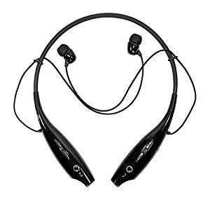 Rewy HBS-730 Neckband Bluetooth Wireless Sport Stereo Headset with Microphone- Amazon