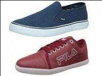 Fila Shoes and Clothing at 75% off