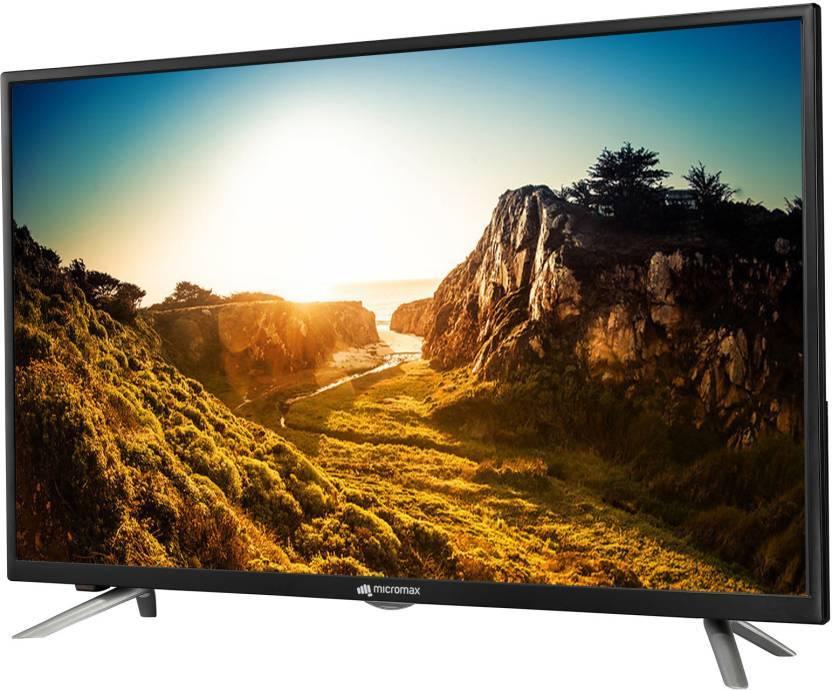 Micromax 100cm (40) Full HD LED TV  (40Z7550FHD/40Z4500FHD/40Z6300FHD, 2 x HDMI, 2 x USB)