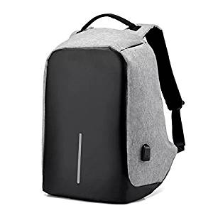 zofey Business Laptop Backpack, Anti-theft Water Resistant Computer USB Charging Port, Fit 15.6 Inch Laptops Tablets- Amazon