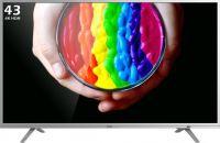 Onida Google Certified 107.97cm (43 inch) Ultra HD (4K) LED Smart TV(43UIC)- Flipkart