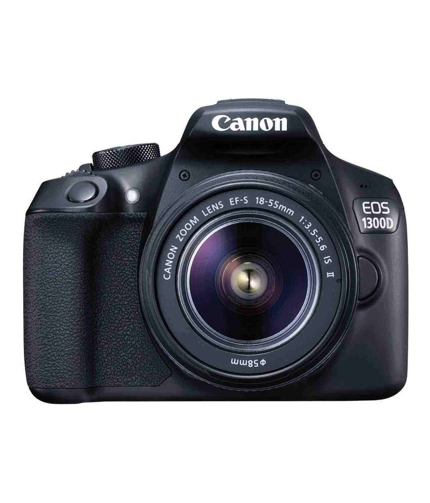 Canon EOS 1300D with 18 - 55 mm Lens with Wifi and NFC Support