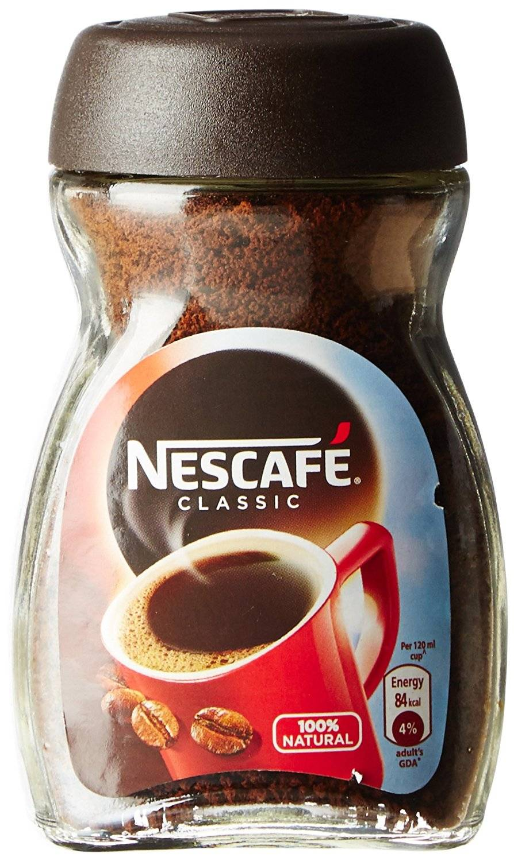 Nescafe Classic Dawn Jar, 50g 100%  Pure Natural Coffee