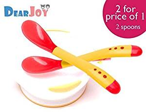 DearJoy Silicone Tip Heat Sensitive Te...