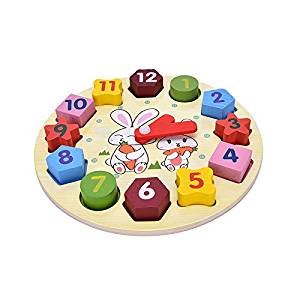 [LD] Toyshine Wooden Blocks Toys Digit...