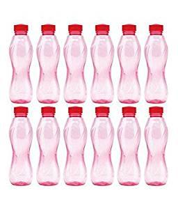 Milton Pet Water Bottle 1 Liter Oscar 1000 (Set Of 12 Bottles)- Amazon