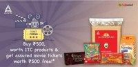 Bigbasket :- Buy ITC Products Worth 50...