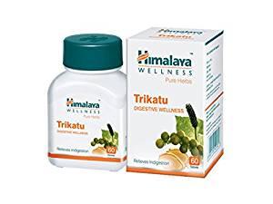 [Lightning Deal on App] Himalaya Trikatu Digestive Wellness Tablets - 60 Tablets- Amazon