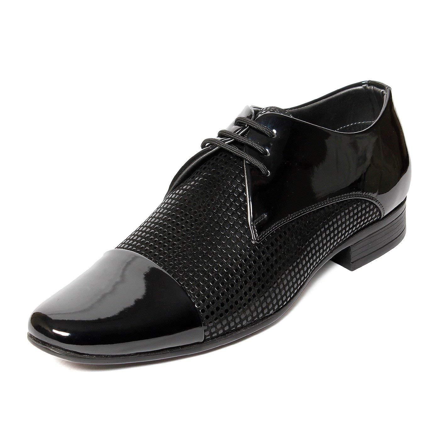 Bacca Bucci Men's Derby Shoes- Amazon