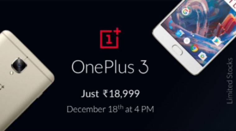 Flipkart Offering OnePlus 3 at Flat 10,000 OFF: Check out when the offer goes live
